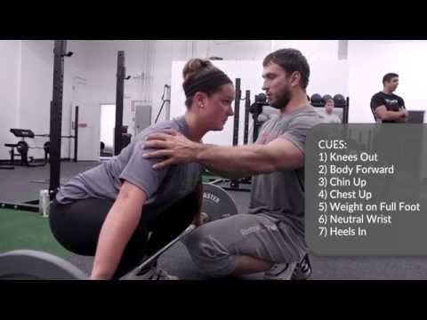 Finding the Power Position with Dmitry Klokov - YouTube