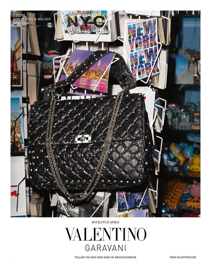 Shoulder Bag for Women, Red Valentino, Black, Leather, 2017, one size Valentino