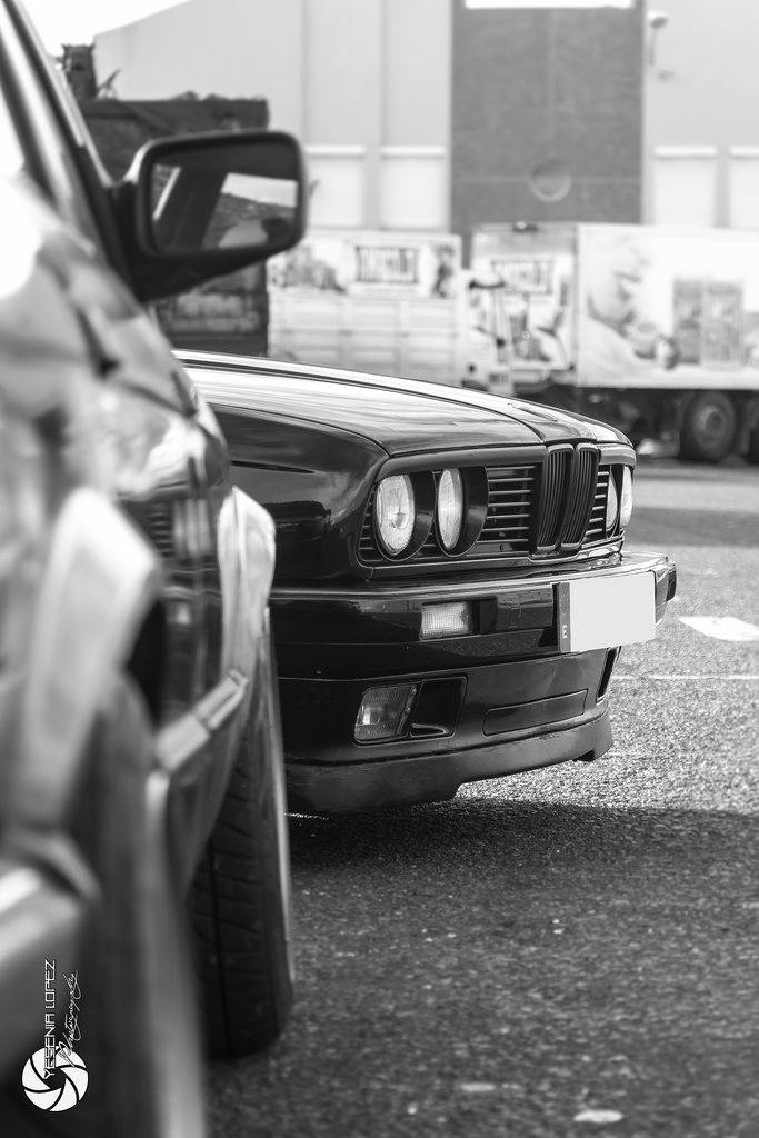 BMW E 30 / 3 Series
