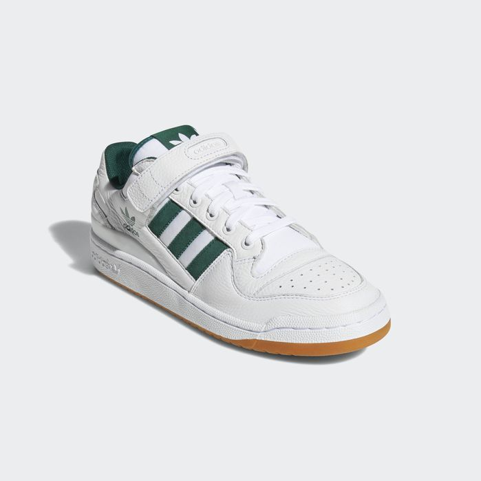 Forum Low Top Shoes White 12 Mens in 2019  f144be0e1