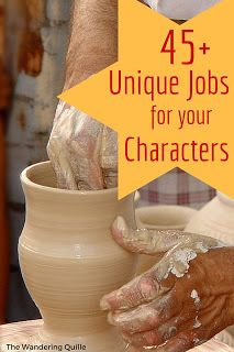 Get a Job, Hippie! 45+ unique jobs for your characters