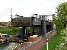 Schiffshebewerk Henrichenburg – Wikipedia