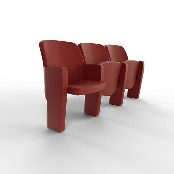 Tail - design @Favaretto&Partners Armchair for theatre, cinema and auditorium. #conference #seatings