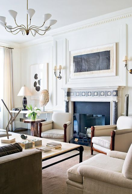 Classicism with a Twist ~ Victoria Hagan and Peter Pennoyer