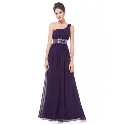 vestido largo morado lentejuelas | suen-Vestidos de fiesta baratos|Vestidos online