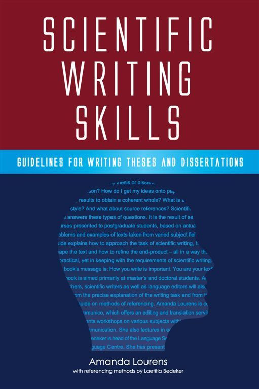 It is the result of many courses in scientific writing skills to postgraduate students based on real writing problems and text examples from diverse disciplines. It is a practical yet scientifically sound guide that helps the student tackle scientific writing.