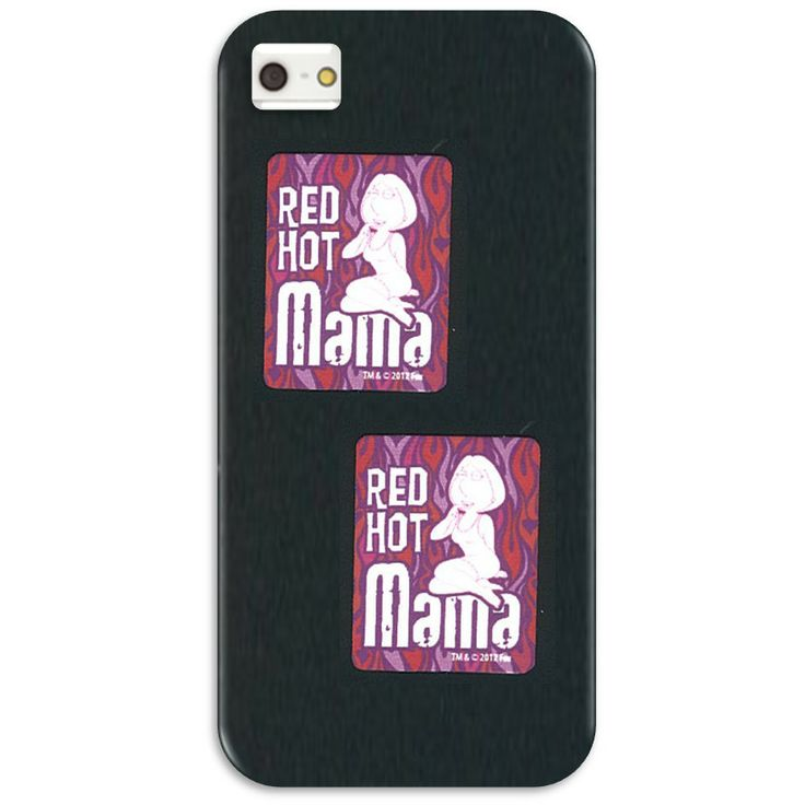Looking at 'Mobile Screen Cleaner Family Guy Lois RED HOT MAMA 2 Pack | SHOP.CA - Tech Tats' on SHOP.CA