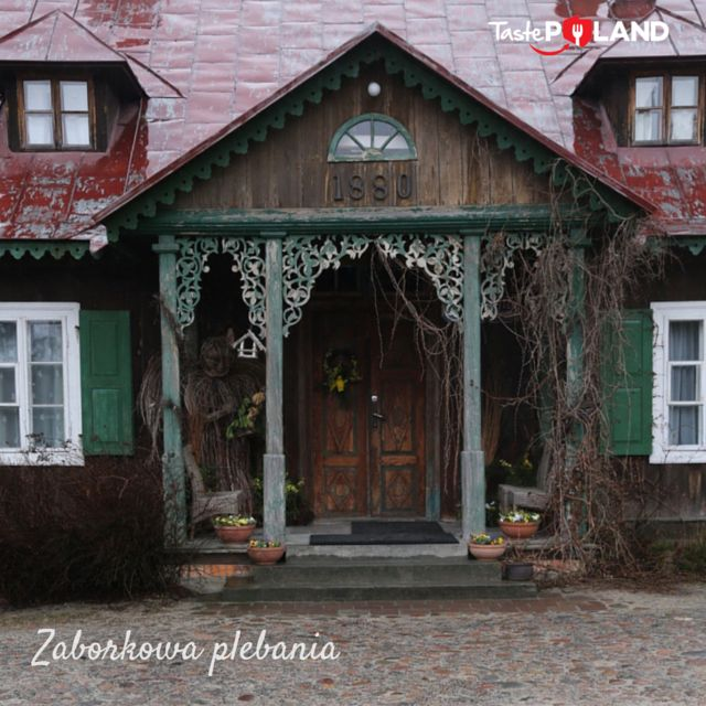 Zaborek - beautiful place to stay in Eastern Poland