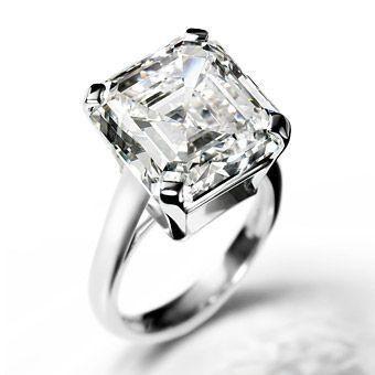 Brides Magazine: Modern Engagement Rings