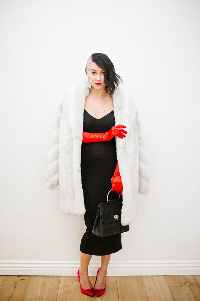 Lauren Conrad's Cruella de Vil Costume on LaurenConrad.com