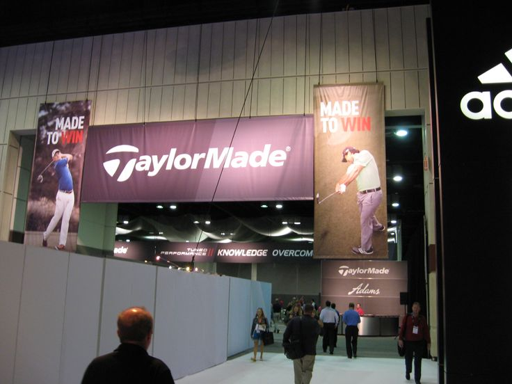 Getting closer to TaylorMade