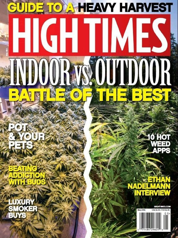 High Times PDF MaGaZiNe May 2016 medical marijuana cannabis PDF