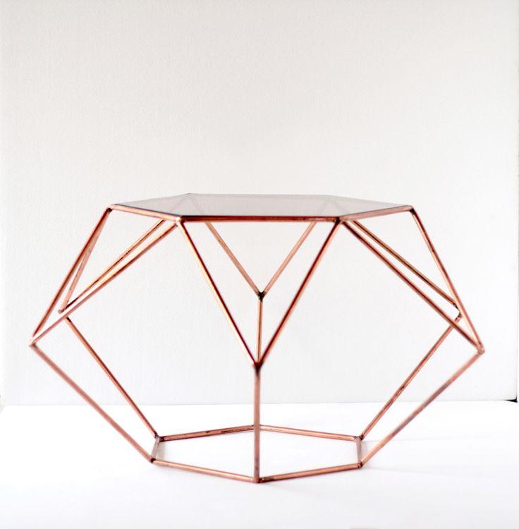 Unique diamond table. By Diamantina & La Perla. www.facebook.com/diamantinaylaperla
