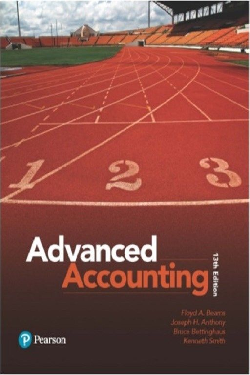 Testbank And Solution Manual For Advanced Accounting 13th