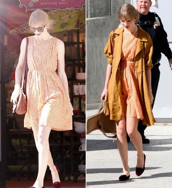Thích mê trước tủ váy xinh, giày búp bê của Taylor Swift - Thời trang | Trang tin của giới trẻ – iOne.net: Taylorswift