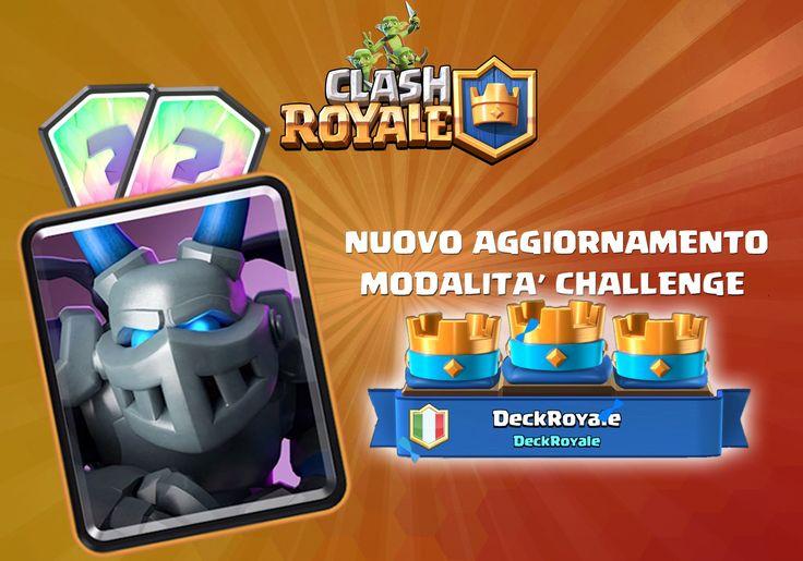 Clash Royale nuovo aggiornamento e nuove carte , riempite il video di MI PIACE E CONDIVIDETE. Scrivete sotto nella descrizione se il video è di vostro gradim...