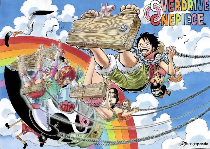 One Piece 707 Page 1