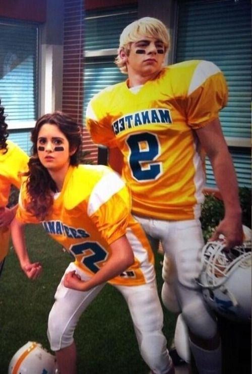 Austin and Ally football season lets rock!!!!!!!!!!!!!!!-kc