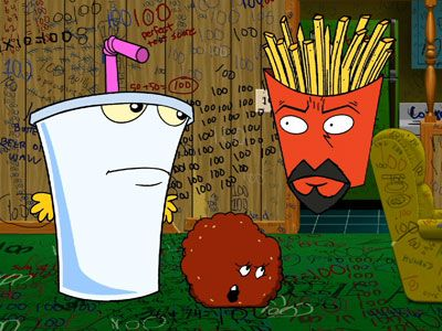 Look, yes, I have banged hundreds of broads, internationally, but know this, I wrap my rascal TWO times cause I like it to be joyless and without sensation, as a way of punishing supermodels. -- Master Shake