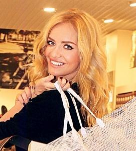 Bývalá Miss World Taťána Kuchařová ji ukázala