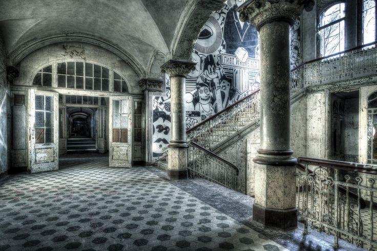 Fotos Beelitz Heilstätten