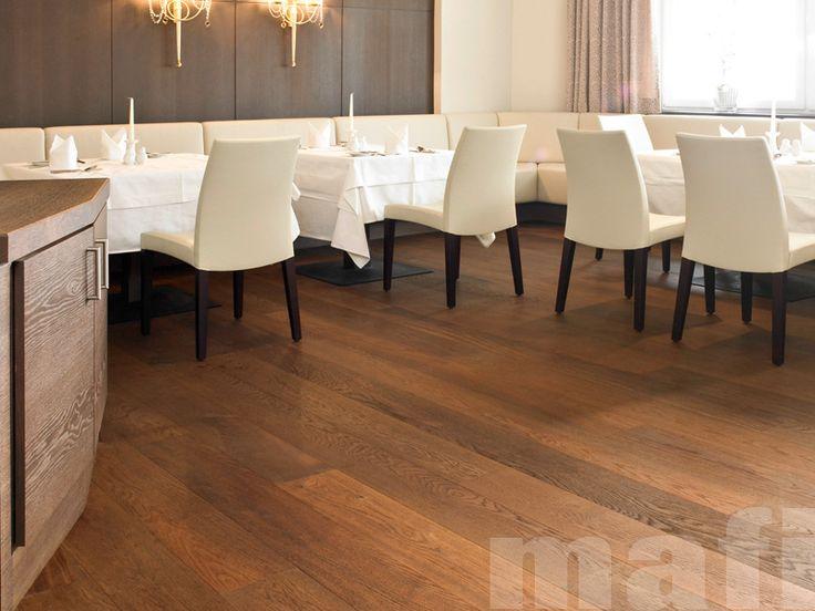 Timber Floors | Oak Vulcano | Brushed Natural Oil | mafi