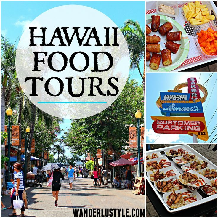 Read all about Hawaii's favorite food and eateries on our blog! - Hawaii Food Tour, Hawaii Travel Guide, Hawaii Food, Food Places, Best Food Places in Hawaii | Wanderlustyle.com