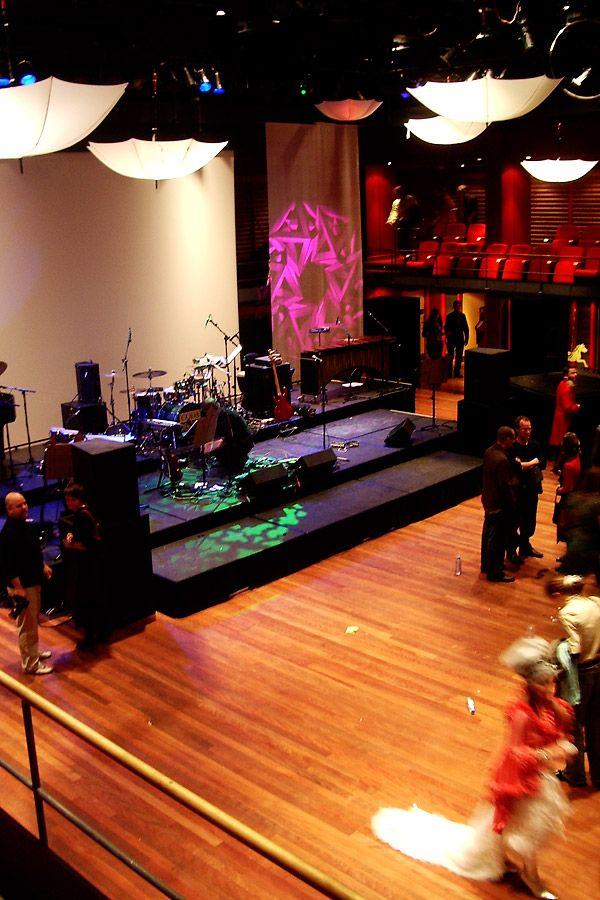 Studio inside Opera House -  http://www.guiddoo.com/