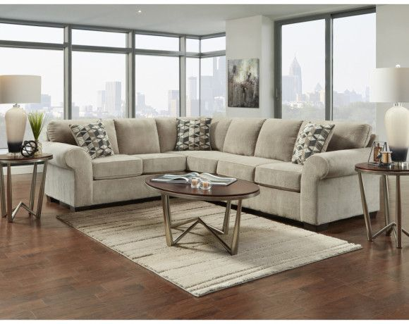 Chevron Sectional Collection - Sectionals - Living Rooms ...