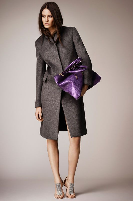 Burberry Prorsum Resort 2014 (FOTO)