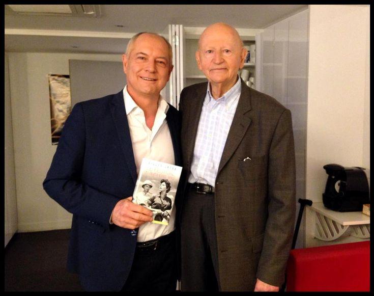 Gilles JACOB, patron historique du Festival de Cannes dans #Linvité #Cannes2015