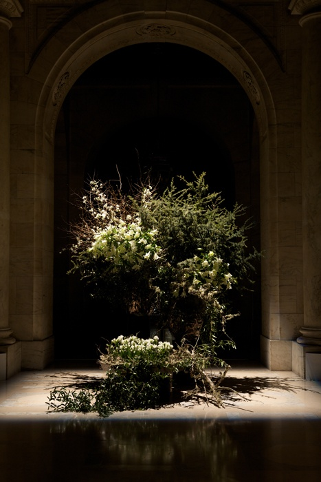 Lewis Miller floral design
