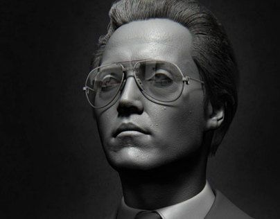 "Check out my @Behance project: ""Max Zorin Portrait"" https://www.behance.net/gallery/15188135/Max-Zorin-Portrait"