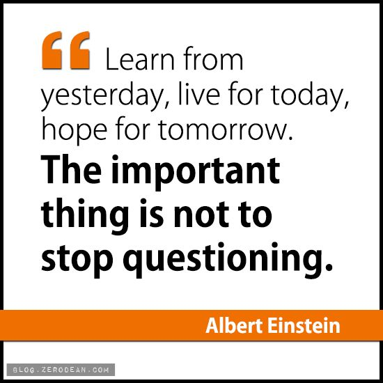 Memorable Albert Einstein Quotes - A.S.L. & Associates ...
