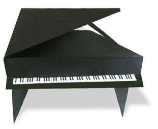 Origani Grand piano