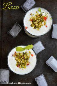 Lassi recipe, How to make lassi | Sweet lassi recipe - Rachna's KitchenEmailFacebookGoogle+InstagramPinterestRSSTwitter