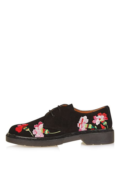 FUND Embroidery Shoes