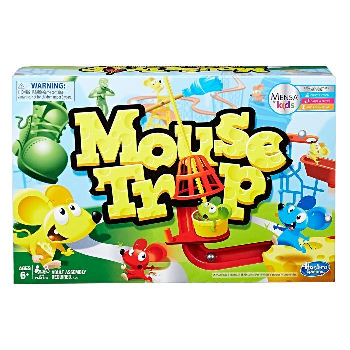 Mouse Trap Game Mouse Trap Game Mouse Traps Board Games