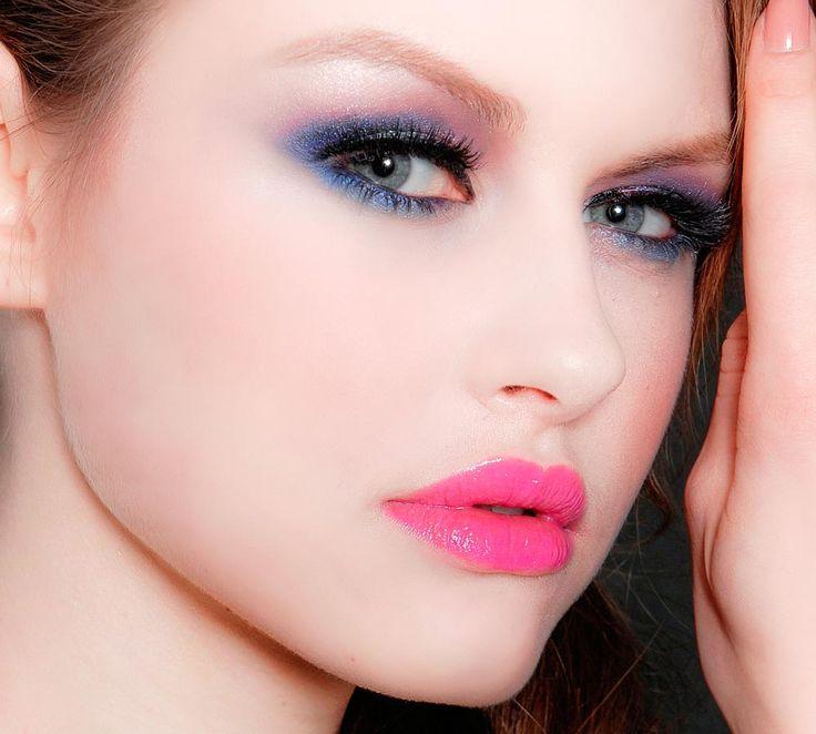 Вечерний макияж на новый год