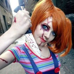 scary halloween costuemes for women diy | 40 Scary Halloween Horror Cosplay That Will Give You Nightmares