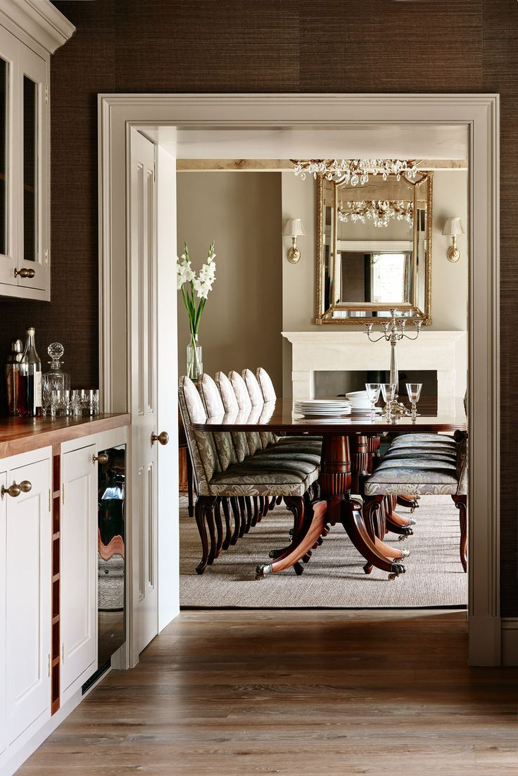 Luxury Formal Dining Room Sets: Formal Dining Room At Mill House