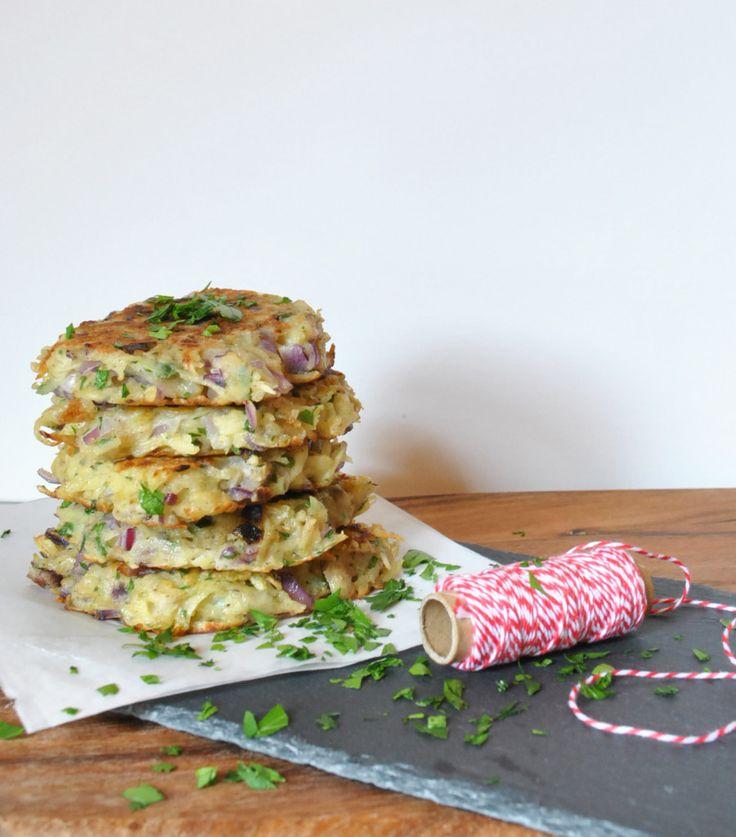 Famous Luxembourgish Gromperekichelchen recipe|My Little Luxury www.mylittlelxry.com