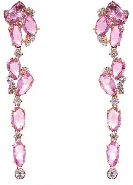 Casato jewelry, pink