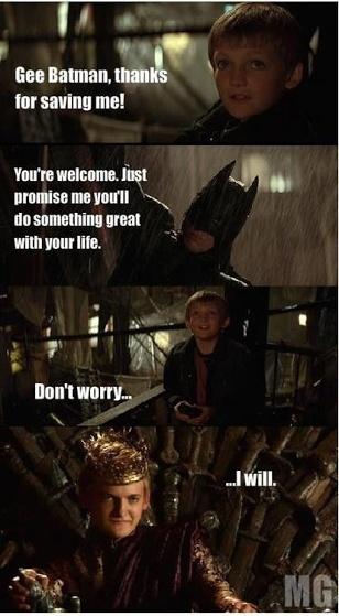 batman begins game of thrones