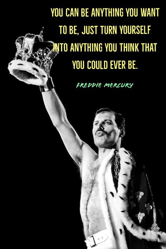 23 of the best Freddie Mercury Quotes. #freddiemercuryqueen #Queen #FreddieMercu…