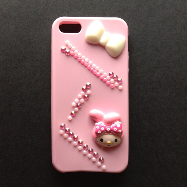 COVER PER CELLULARE #cover #DIY #phoneCase #accessori #kawaii