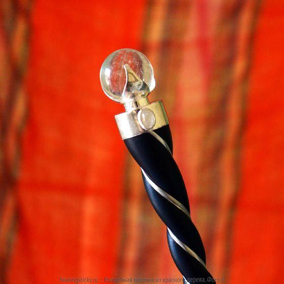 The magic wand of mahogany. Photo 1
