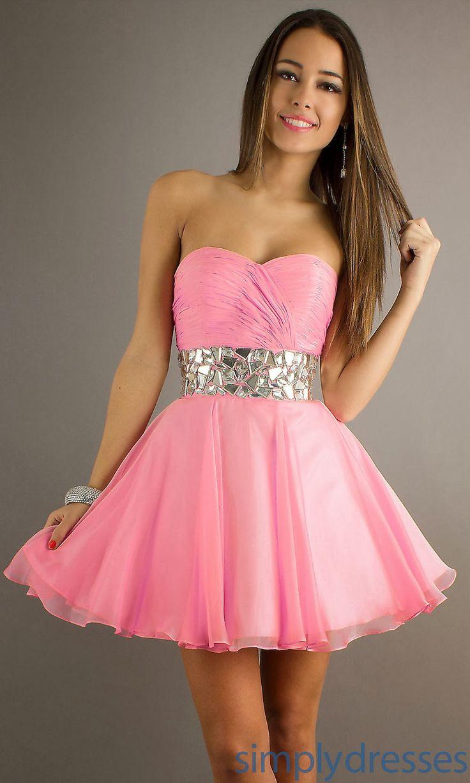 15 best vestidos elegantes para adolescentes y mujeres images on ...