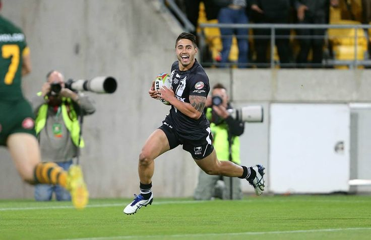 Man of the match..Shaun Johnson.