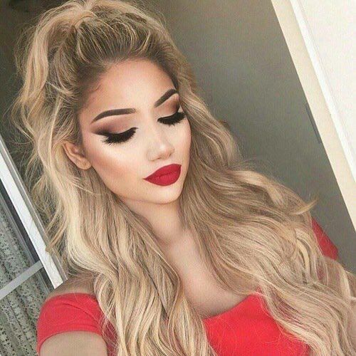 25+ best ideas about Red lips on Pinterest